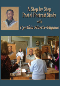 A Step by Step Pastel Portrait Study with Cynthia Harris-Pagano